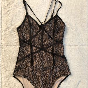 Body Suit Cami Lingerie